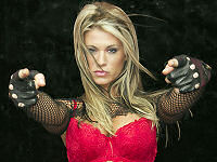 WWE Diva Ashley Massaro