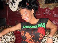 Shelly Martinez aka Ariel