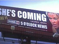Lauren Jones Billboard