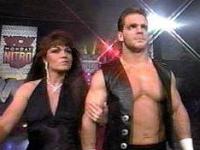 Nancy Sullivan & Chris Benoit