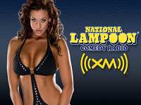 Candice Michelle to Appear on National Lampoon Radio