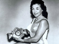 Lillian Ellison aka The Fabulous Moolah